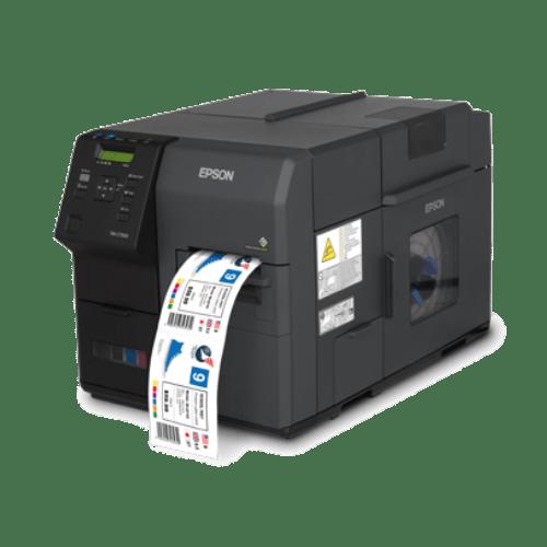 Epson ColorWorks C7510G Inkjet Colour Label Printer