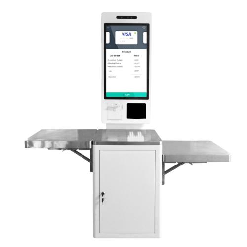 E-Terminal Self-Service Kiosk
