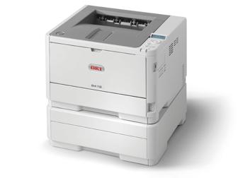 Oki B412dn A4 Desktop Mono Printer
