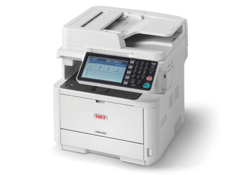 Oki MB492dn A4 Mono Multifunction Printer